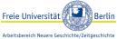 FU Berlin / Arbeitsbereich Neuere Geschichte