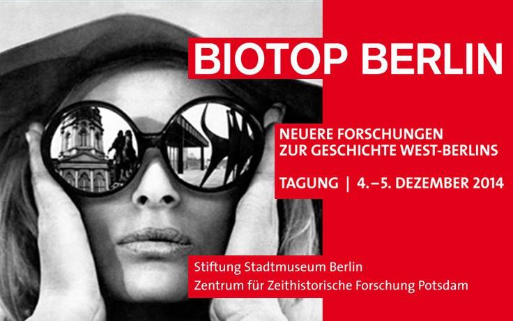 Tagung Biotop Berlin