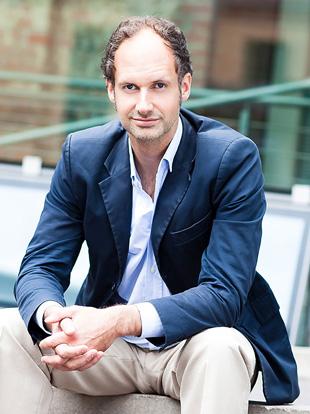 Porträt Andreas Feddersen